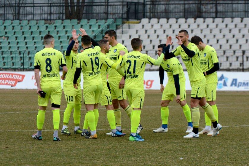Нова футболна мъка: Отбор от Втора лига хвърли кърпата