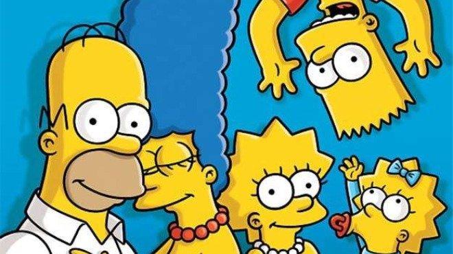 """""""Семейство Симпсън"""" стана на 30"""