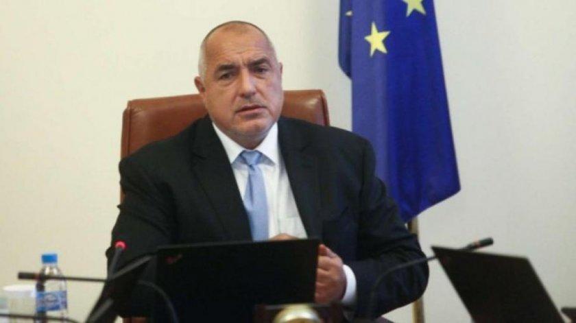 Борисов за инцидента с НСО: Може да се случи на всеки