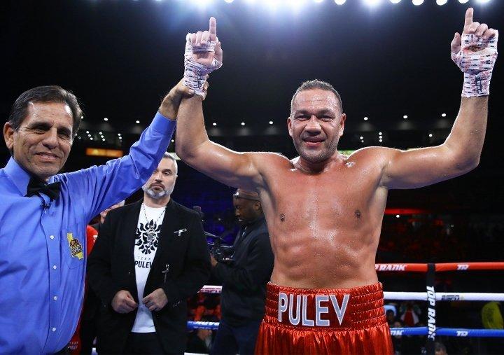 Кубрат Пулев се изправя срещу Джошуа преди края на май
