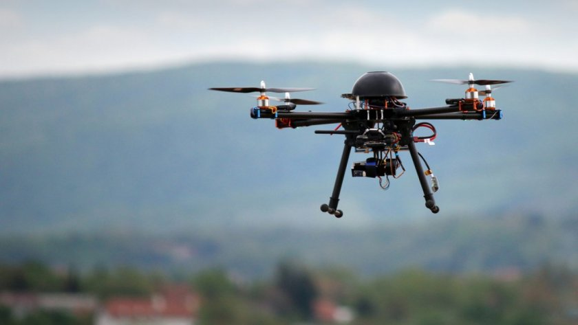 Франция нанесе първия си удар с въоръжен дрон