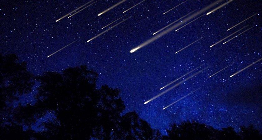 Предстои пикът на метеорния поток Лириди