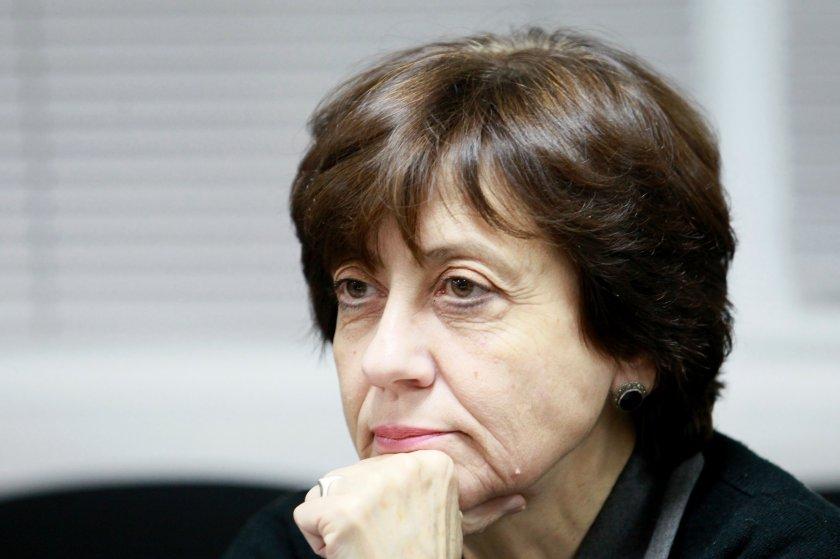 Ренета Инджова: България е в самата катастрофа