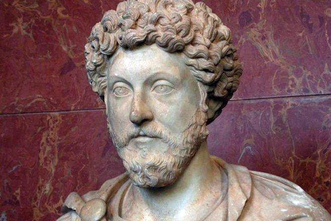 Резултат с изображение за Марк Аврелий
