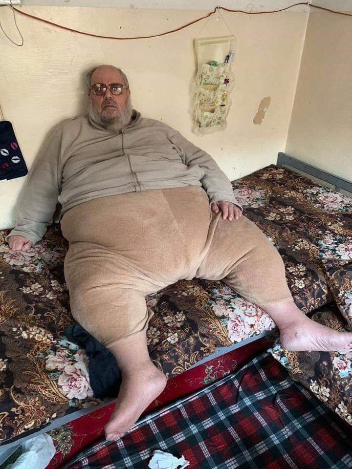Спипаха духовния свръхдебел водач на ИДИЛ