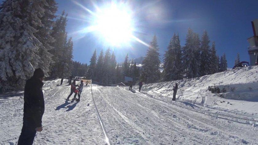 София отбелязва Световния ден на снега