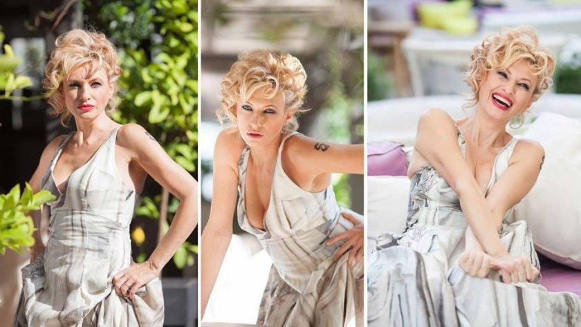 Актрисата Лилия Маравиля черпи за ЧРД!