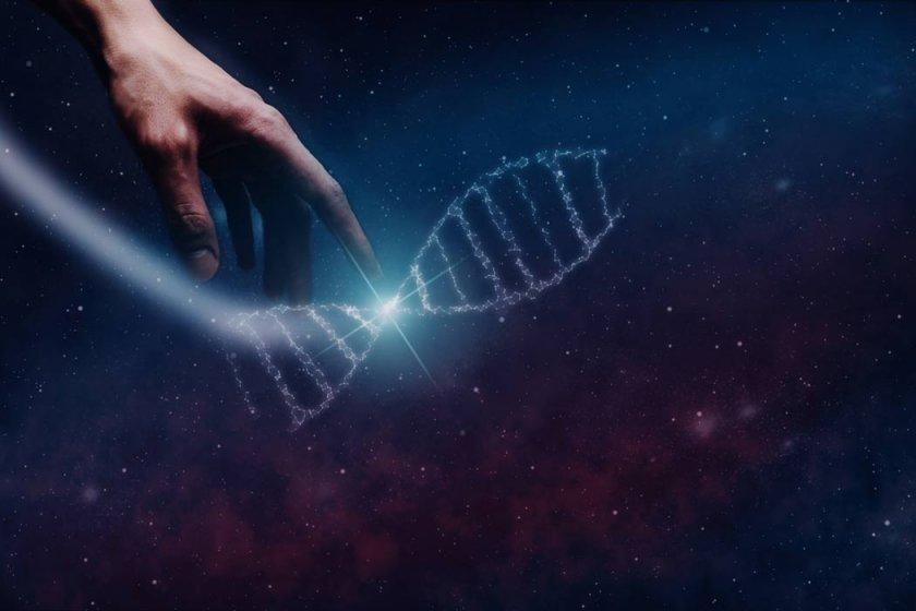 ДНК е извънземна