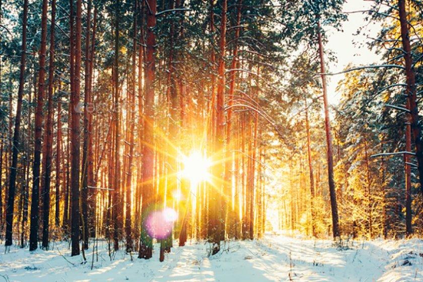 Слънчев петък с максимални температури между 6 и 11 градуса