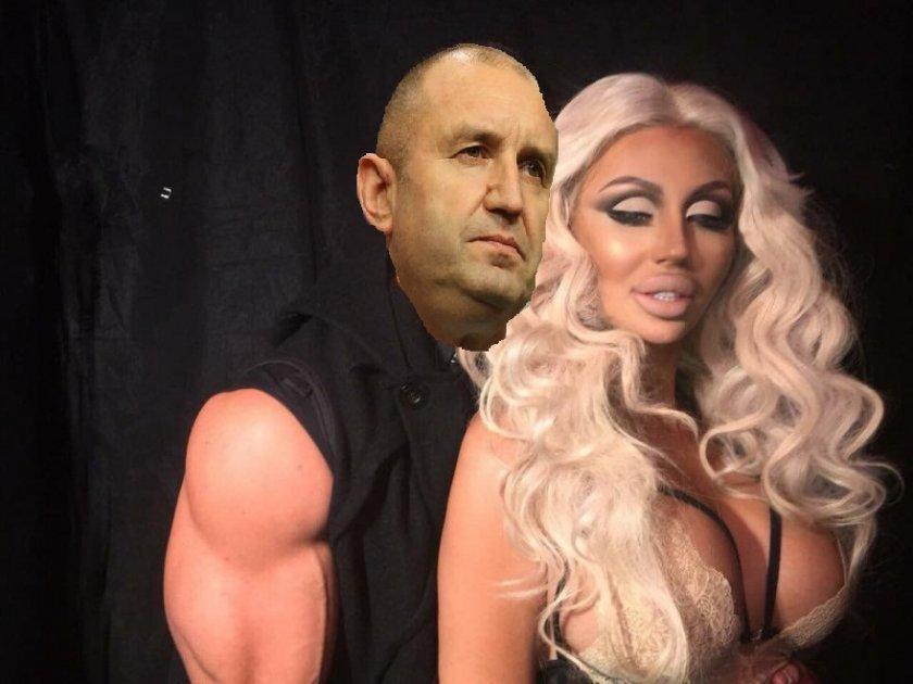 Предлагам Джулката за президент. Щом и гърците си избраха жена...