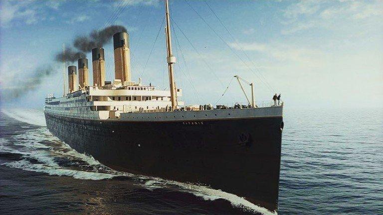 """САЩ и Великобритания пазят останките от """"Титаник"""""""