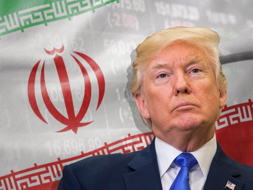 Ирански депутат обяви награда от 3 млн. долара за главата на Тръмп