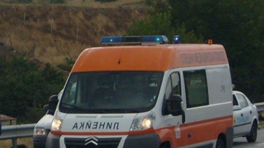 """Тежко пострадала е 52-годишна жена при катастрофата на """"Хемус"""""""