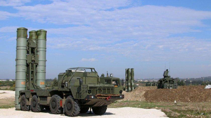 Русия разполага С-400 в авиобазата Камишли в Сирия