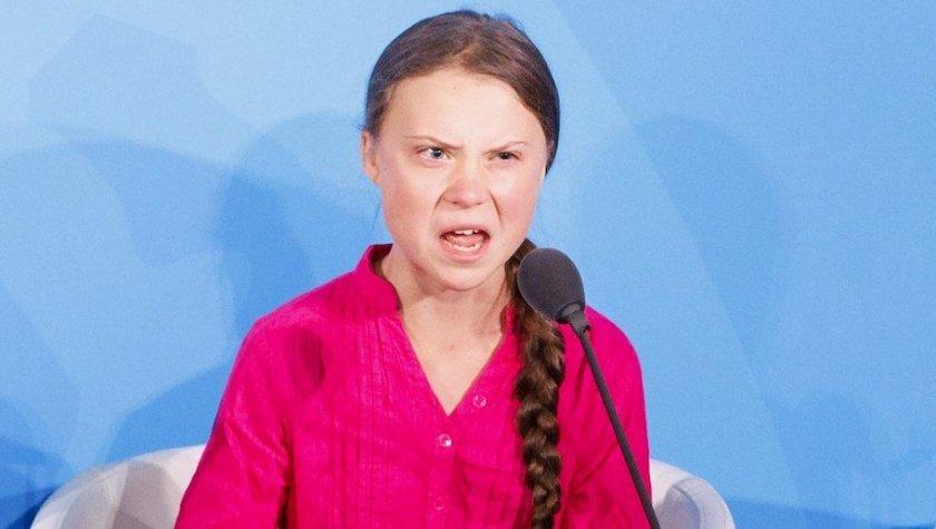 Грета с Нобелова награда?