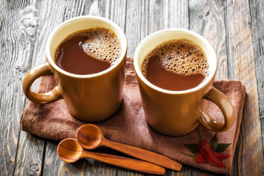 Какаото е полезно за възрастните хора