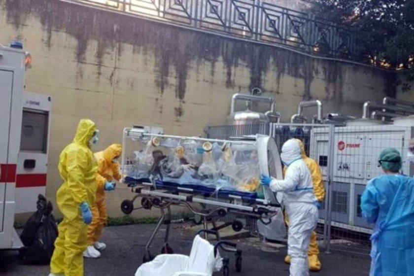 Над 50 са вече заразените с коронавирус в Италия