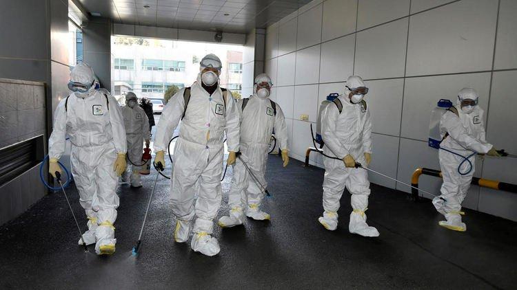 Коронавирусът завладя и Южна Корея
