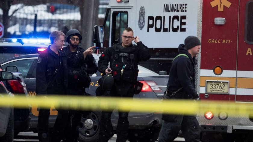Уволнен служител застреля 6 свои колеги и се самоуби