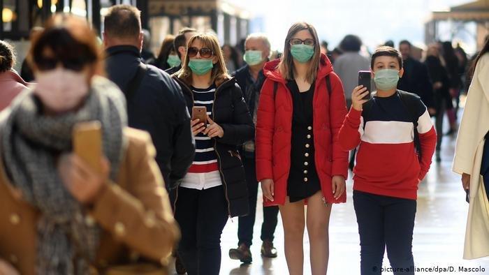 Германия пред епидемия от Ковид-19?