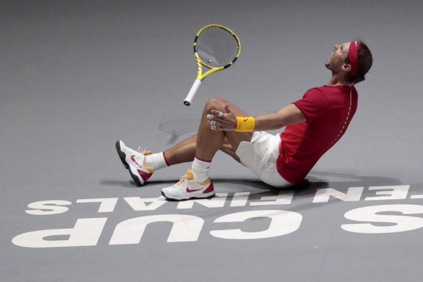 Рафаел Надал преодоля сръбски талант, има шанс отново да е номер 1