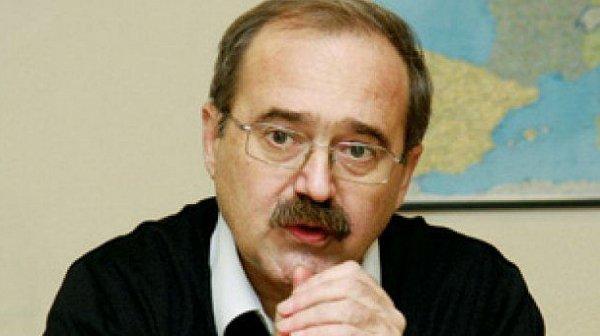 """Бившият главен редактор на вестник """"Дума"""" и секретар на движение """"Русофили"""" Юрий Борисов"""