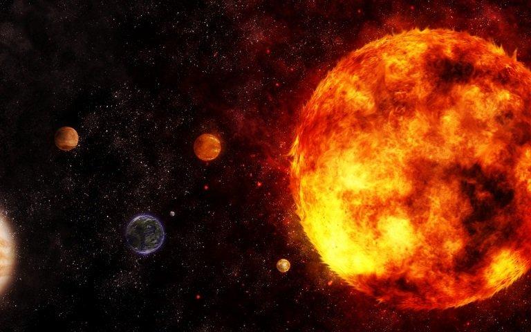 Земята може да бъде изхвърлена от Слънчевата система