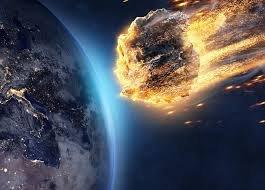 Древна Сирия унищожена от астероид