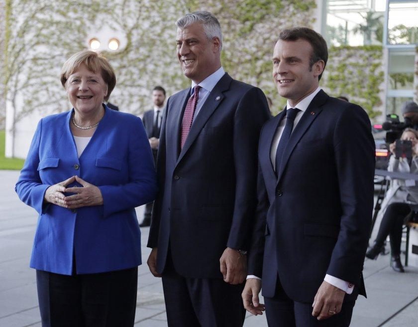 Разрешаването на конфликтите на Западните Балкани е важно за цяла Европа