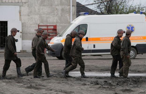 Загиналите в мина в Украйна са вече 13, четирима са в неизвестност