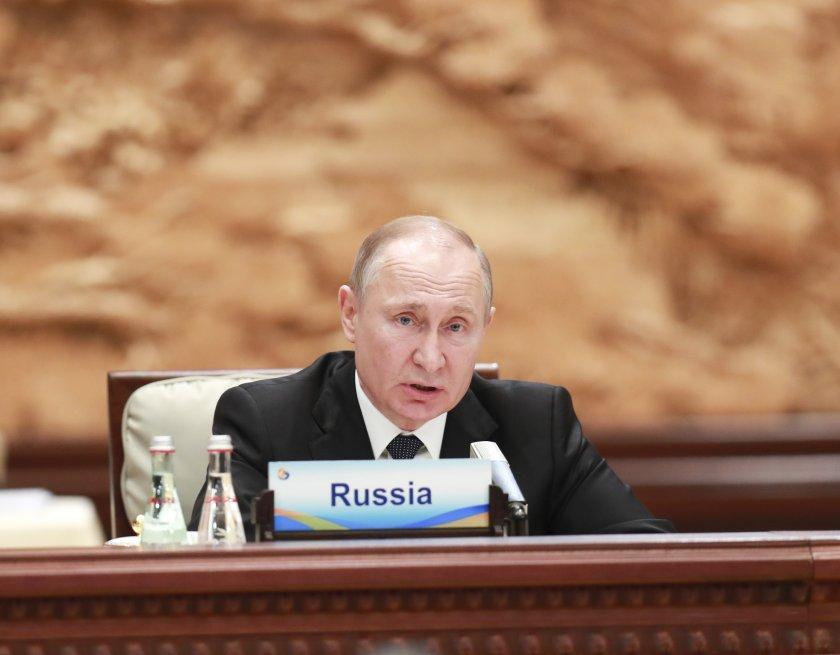 Путин дава руско гражданство на украинските сепаратисти