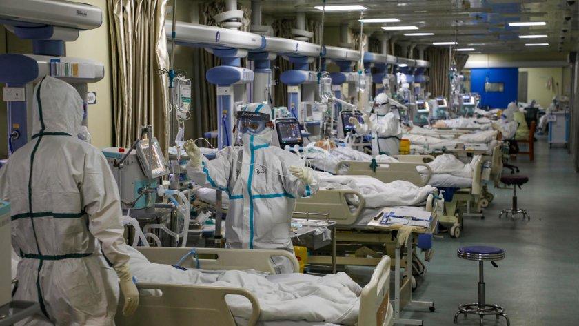 Нови 683 жертви на коронавируса в Италия за ден