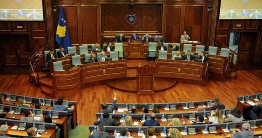 Правителството в Косово падна след вот на недоверие