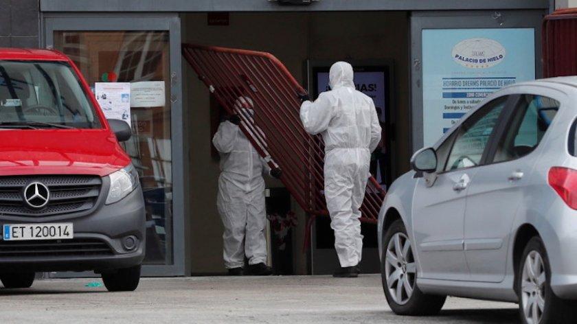 Рекордните 514 жертви на коронавируса за 24 часа в Испания