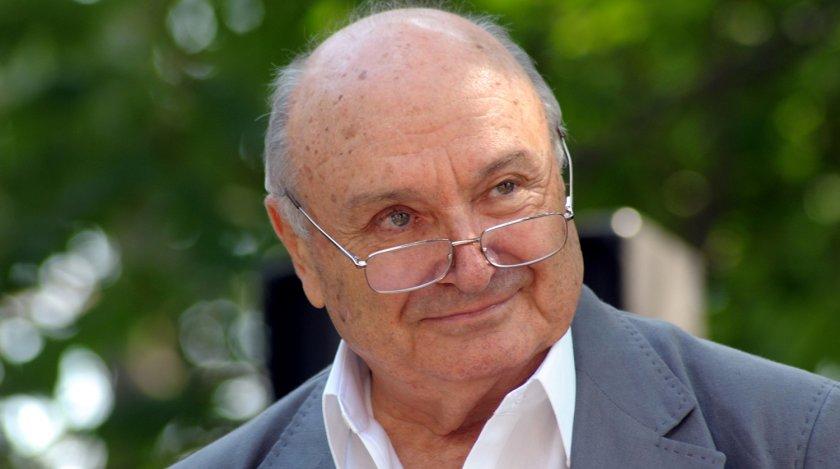Руският писател и хуморист Михаил Жванецки
