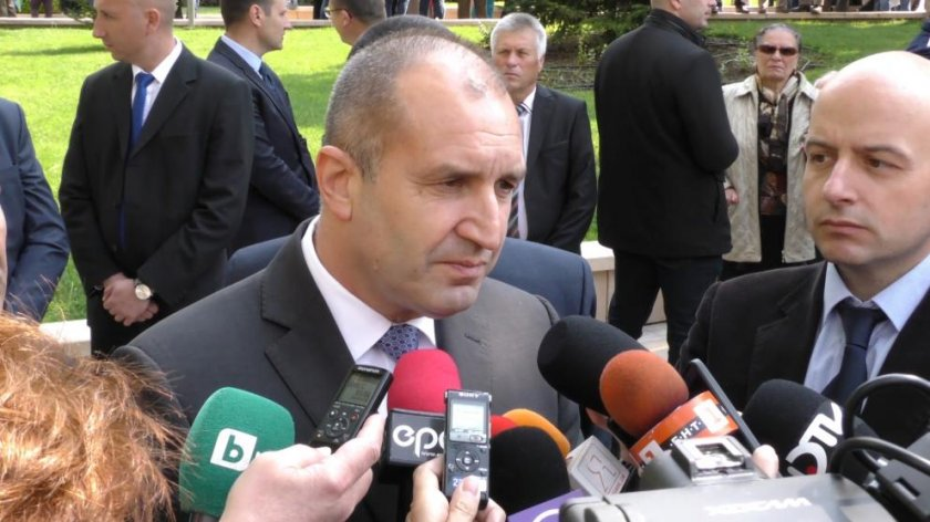 Президентът: Бойко Борисов да се смири и приеме истината