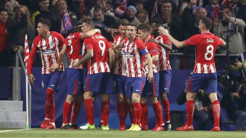 Спряха парите в Атлетико Мадрид