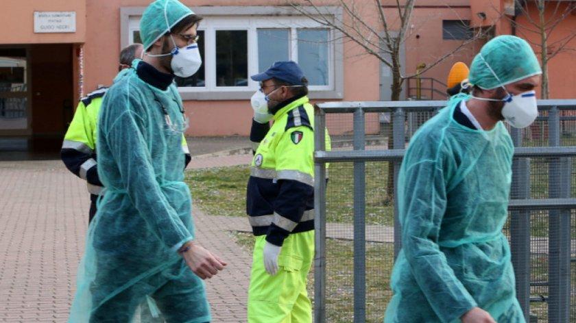 837 починаха за ден от коронавирус в Италия