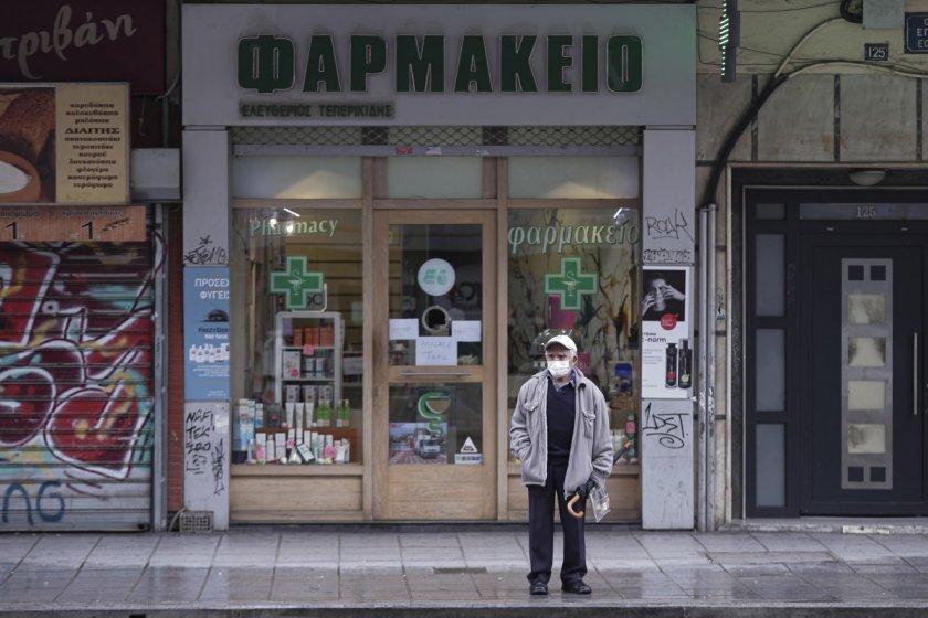 В Гърция въвеждат мобилни рецепти в аптеките