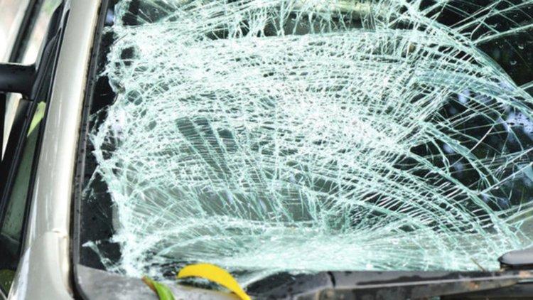 Катастрофа с ранени жени в Благоевград