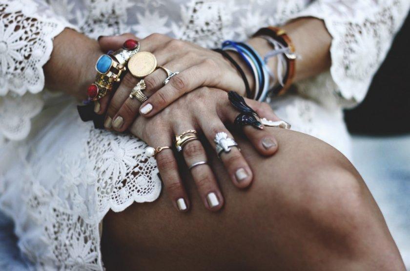 Не носете пръстени и часовници при епидемията