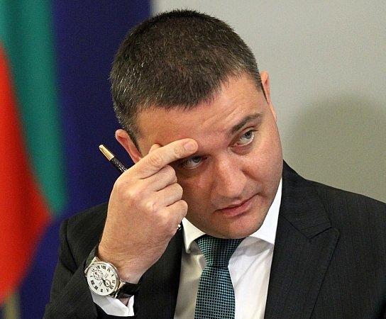 Финансовият министър Владислав Горанов пред БиТиВи