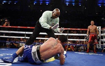 Топ съдия в световния бокс издъхна от Covid-19