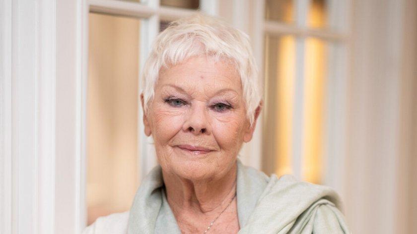 85-годишната Джуди Денч - най-старата звезда на корицата на Vogue