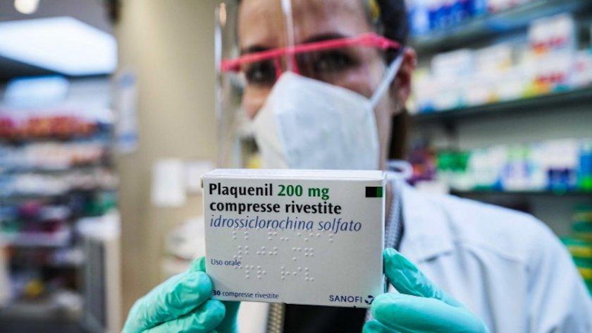 Лечението на COVID-19 с хлорохин - нож с две остриета?