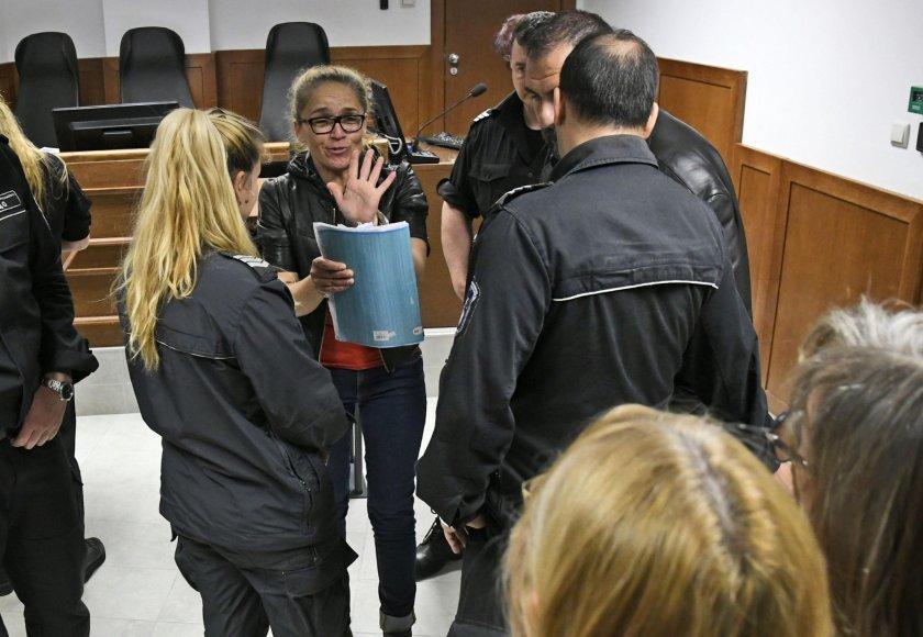 Иванчева очаква присъда от 10 години затвор
