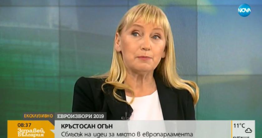 Елена Йончева: В България се създава герберски капитализъм