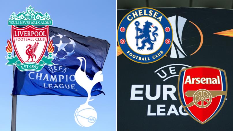Кой какво печели от двата английски финала в Европа