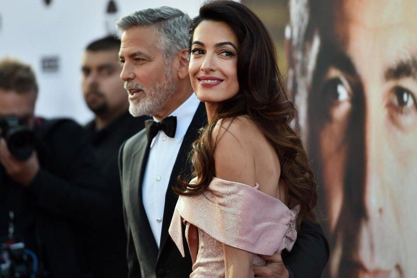 Джордж Клуни кръщава кралското бебе?