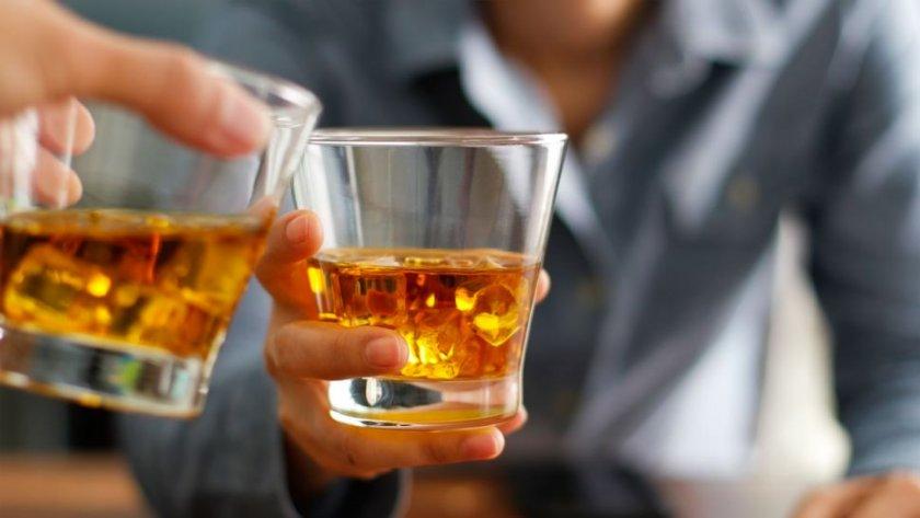 Алкохолът води до затъпяване
